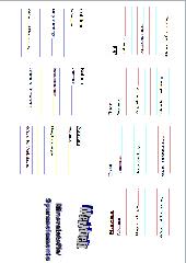 Merk-/Notizbuch Mineralstoffe und Spurenelemente