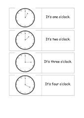 Uhrzeit-Spiel