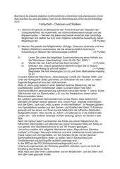 Gen- und Computertechnik / Test 13.JGSt Bayern