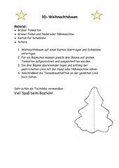 3DWeihnachtsbäume