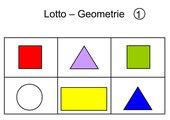 Lotto Formen und Farben