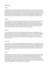 Tagestexte 3 und 4
