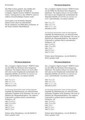 kurzes Arbeitsblatt, wie man Integrale mit DERIVE berechnet