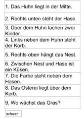 Arbeitsmaterialien Deutsch 4teachersde