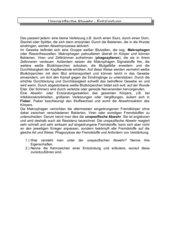 Arbeitstext zu unspezifische Immunantwort - Entzündung