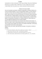 El pretérito perfecto - una introducción