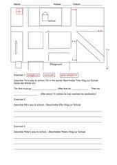 Englisch Arbeitsblätter 4. Klasse Hessen