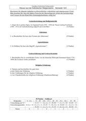 Feuerbach-Freud-Kant-Gotteserfahrung-und-erkenntnis-Religionskritik-Gottebestreitung