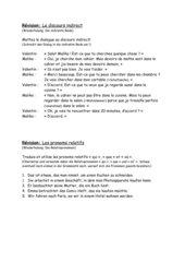 indirekte Rede/Frage und Relativpronomen