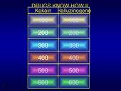 Quiz zum Thema Drogen, Teil 2