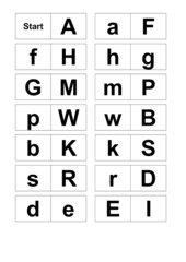 Deutsch Arbeitsmaterialien Alle Buchstaben Abc 4teachers De