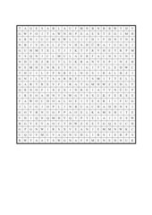 Friseur Wortsuchrätsel Arbeitsgebiete