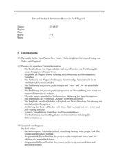 Texteinführung (pre-/while-/post- listening)