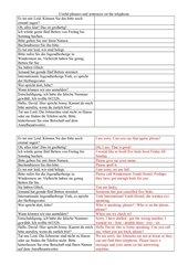 Useful Phrases for Telephone Dialogs - Vokabelübung