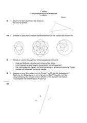 Ex Achsensymmetrie 7. Kl. Gym By