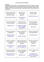 Ferienerlebnis-Erzähl-Spiel