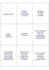 Märchenkarten en español