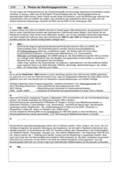 Phasen/Periodisierung der Nachkriegszeit