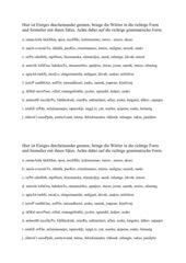 geschüttelte Steckbrief (Finnisch)