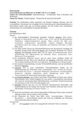 UR-Entwurf: Industrialisierung