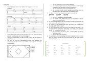 Aufgaben zur Flächenberechnung