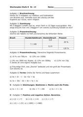 Wiederholungsaufgaben Kl8 Brennpunkt Hauptschule #2