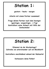 6 Stationen zum Thema