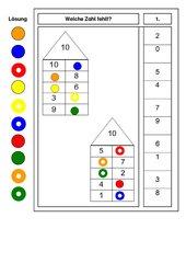 Logico Piccolo: Rechnen im Zahlenbereich bis 20