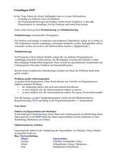 OOP mit Visual Basic 2005