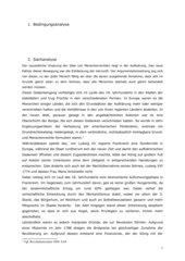 Stundenentwurf: Menschenrecht in Frankreich vor der Revolution