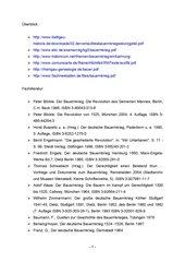 Kleine Bibliographie zum Thema Bauernkrieg Stand Januar 2008