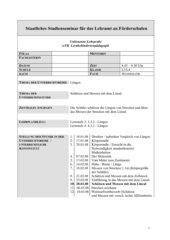 schätzen und messen SFL Klasse 3 /4