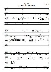 J. S.Bach Fuge H-Dur Wohltemperiertes Klavier Band 1