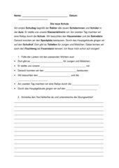 Deutsch Übung