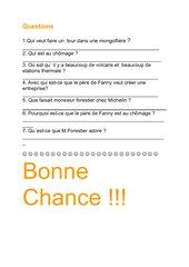 Fragen zu Découvertes 2 (alt) 6A