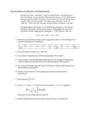 Eine Anwendung zur Kurvendiskussion
