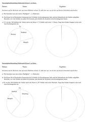 HÜ zu Kreisdiagrammen