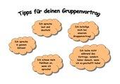 Tipps für deinen 1. Gruppenvortrag