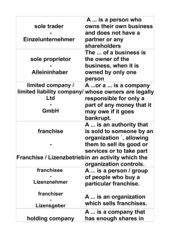 Corporate Structure and Legal Status