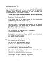 Quiz kennenlernen