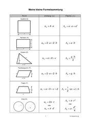 Geometri 3 klasse