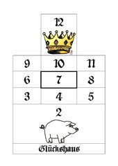 Mittelalter Würfelspiel