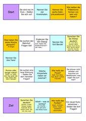 Spielplan - Komplexwiederholung