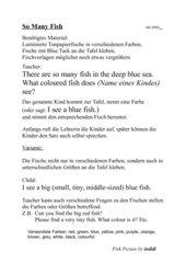 So many fish ...