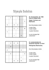 Olympia Sudokus 1