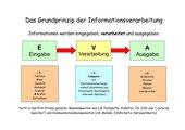 Grundprinzip der Informationsverarbeitung (EVA-Prinzip)