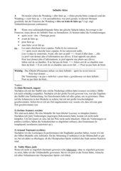 Infinitivsätze - Grammatik