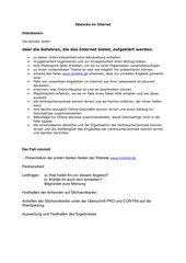Verbraucherschutz - Online-Abzocke für Minderjährige