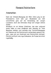 Planspiel Pelztierfarm Wahlpflichtkurs Kl. 9-10