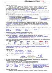 Grundlagen der Physik (Berufsoberschule)